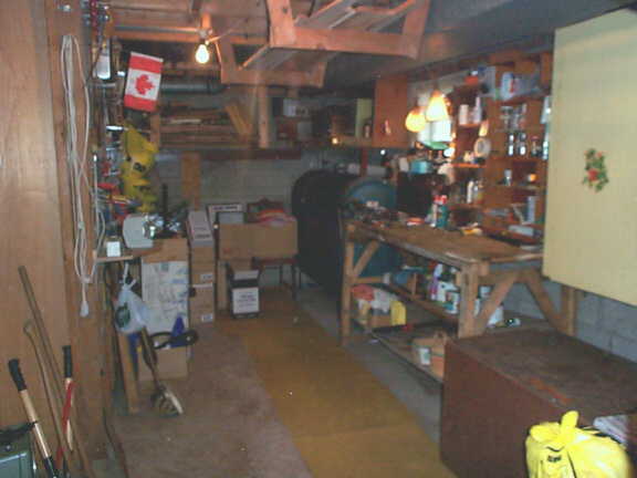 Work -room & furnace room