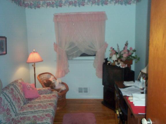 3rd, bedroom