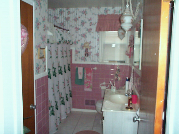 4 pcs Bathroom